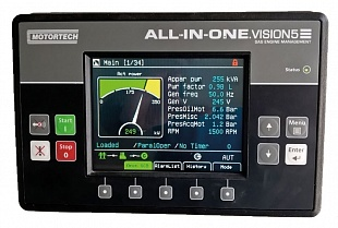 MOTORTECH ALL-IN-ONE.Vision5 - AIO.Vision5 P/N 63.50.105 цветной дисплей, купить